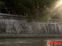 CULTURA E SOCIETA' - William Kentridge - Roma Tevere - Elia Falaschi Fotografo
